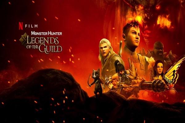 Monster Hunter: Legends of the Guild อนิเมชั่นจากเกมยอดนิยมของค่าย Capcom อนิเมะไทยฉากนี้โคตรดีANIMEไทย MonsterHunterLegendsoftheGuild