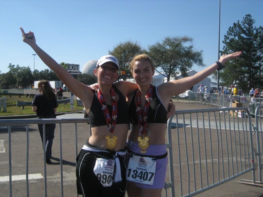 Disney Marathon 2009 #runDisney
