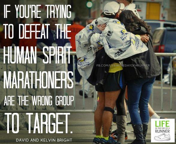 Human Spirit_Marathoners
