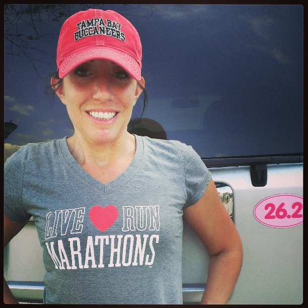 Live Love run Marathons