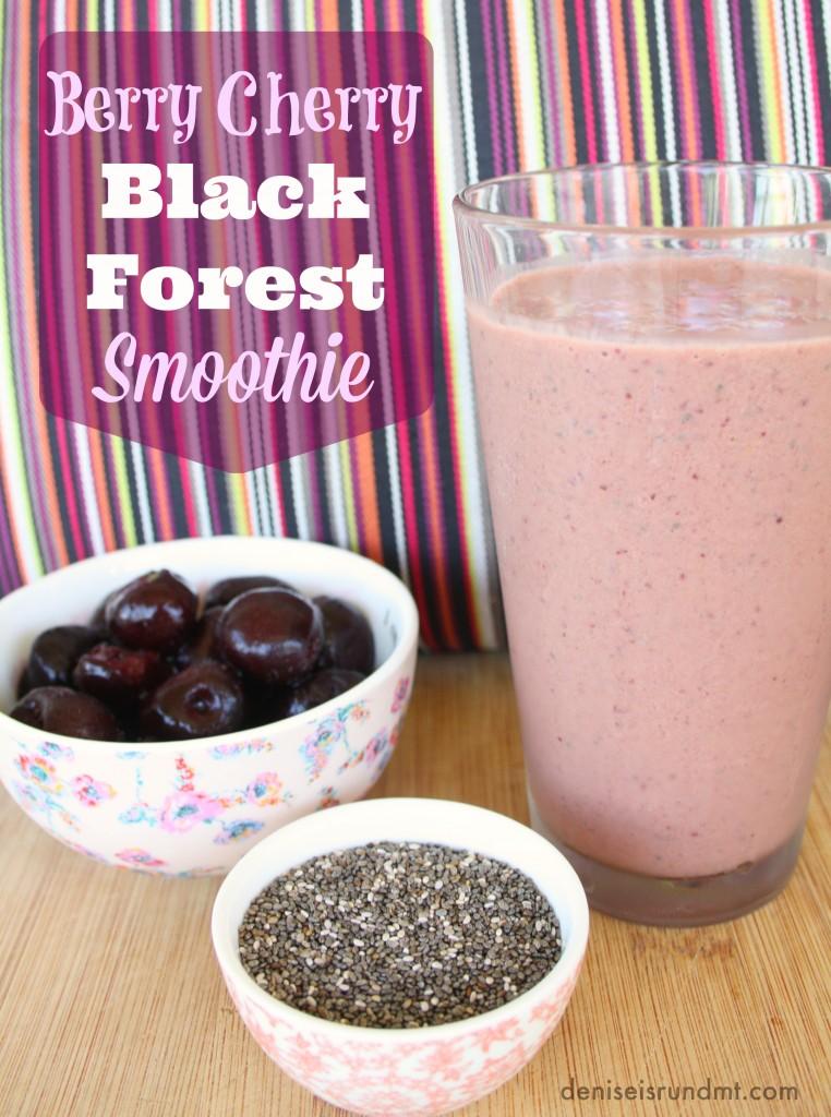 Black Forest Smoothie_Run DMT