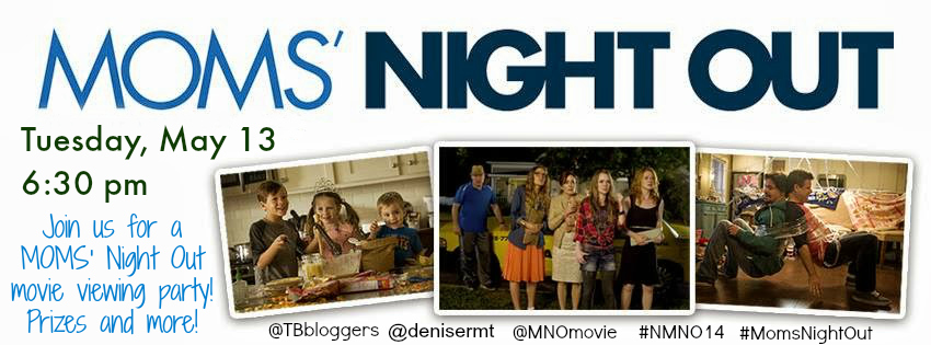 MomsNightOut movieparty RANdom Thoughts about Stress, Mothers Day and a Much Needed MNO