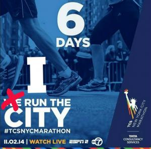 6 days_NYCmarathon