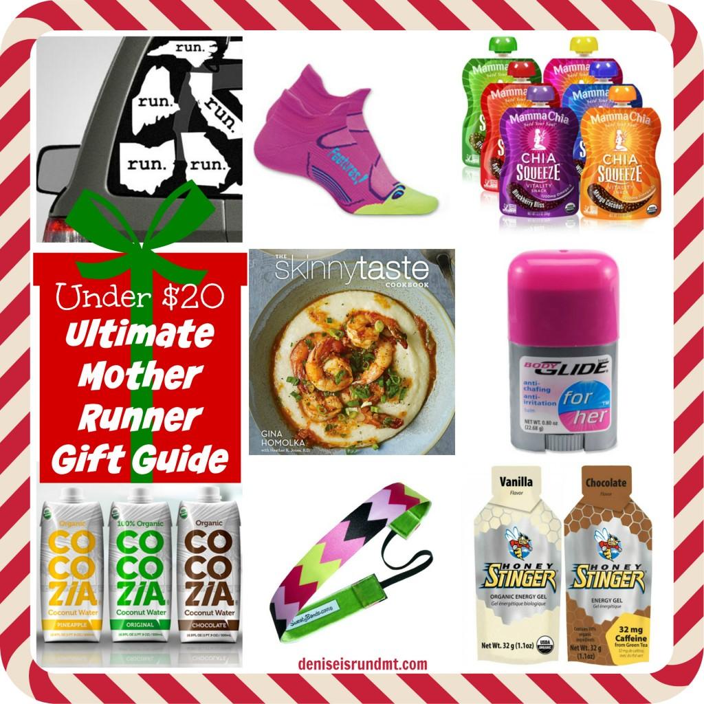 Under $20 Runner Gift Guide