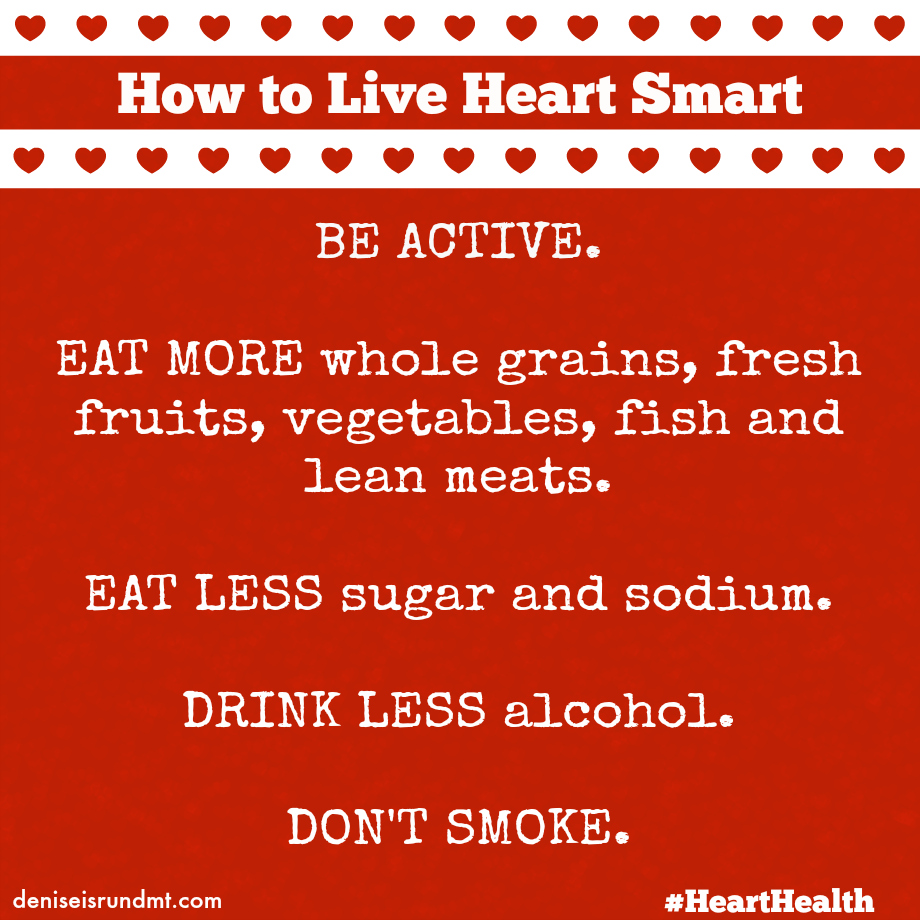 Heart Smart #HeartHealth