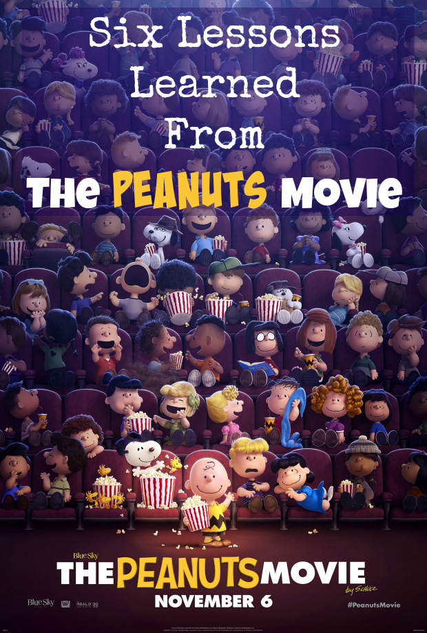 Six Lessons Learned From The Peanuts Movie via Run DMT
