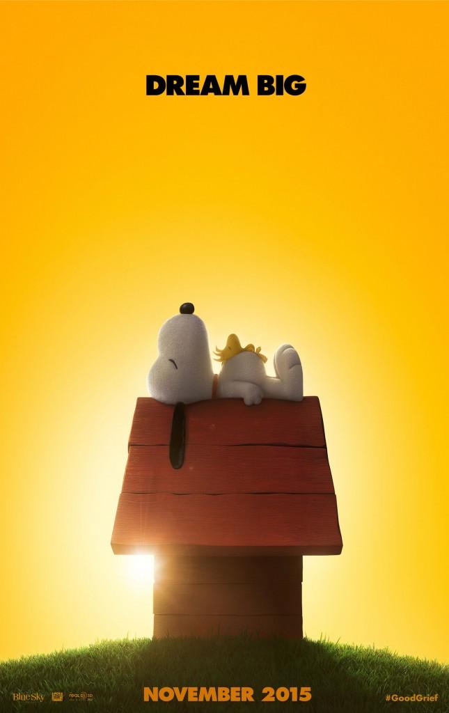Snoopy - Dream Big