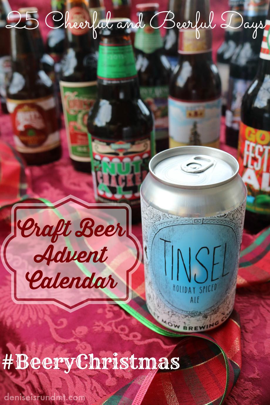 #BeeryChristmas - Craft Beer Advent Calendar 2015
