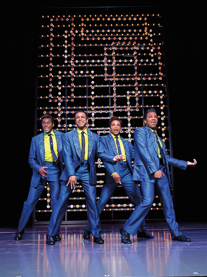 The Drifters - Up On The Roof - Beautiful