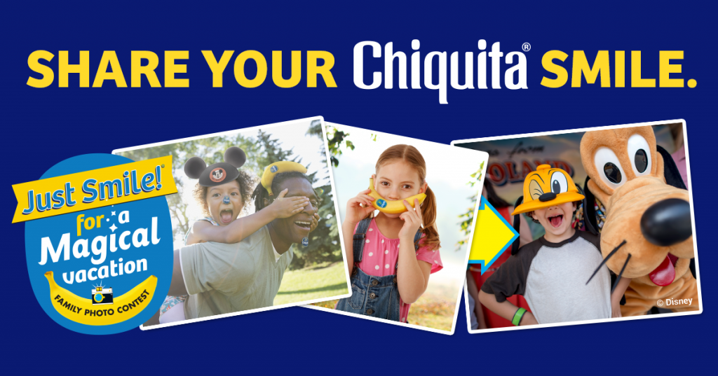Share Your Chiquita Smile