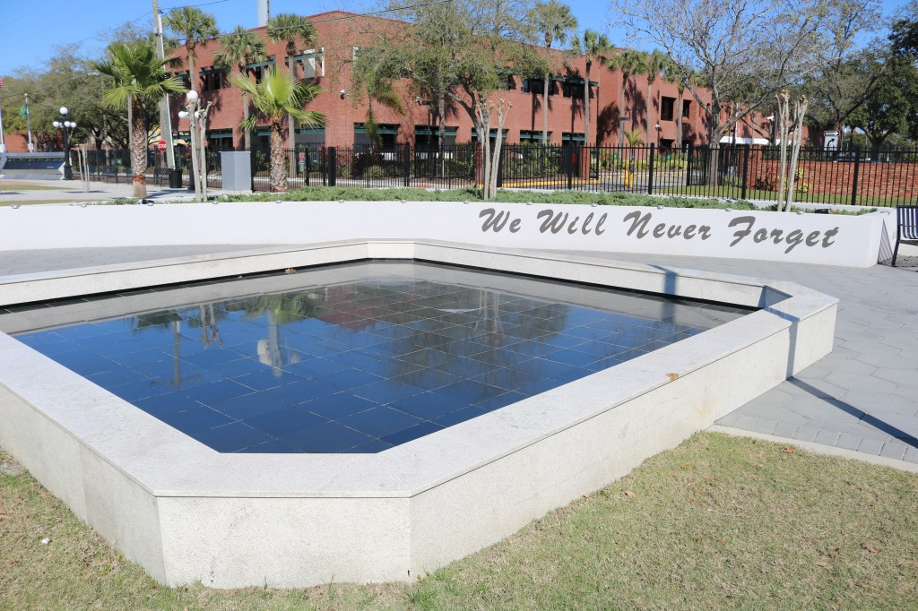 9-11 Tribute - Ybor City Tampa
