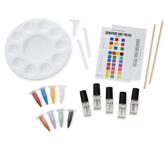 Make Your Own Nail Polish Kit - uncommongoods - Run DMT