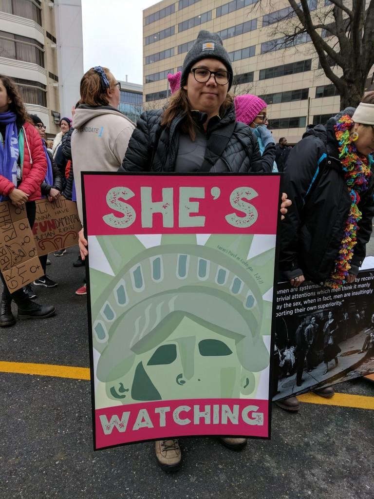 Women's March DC -3