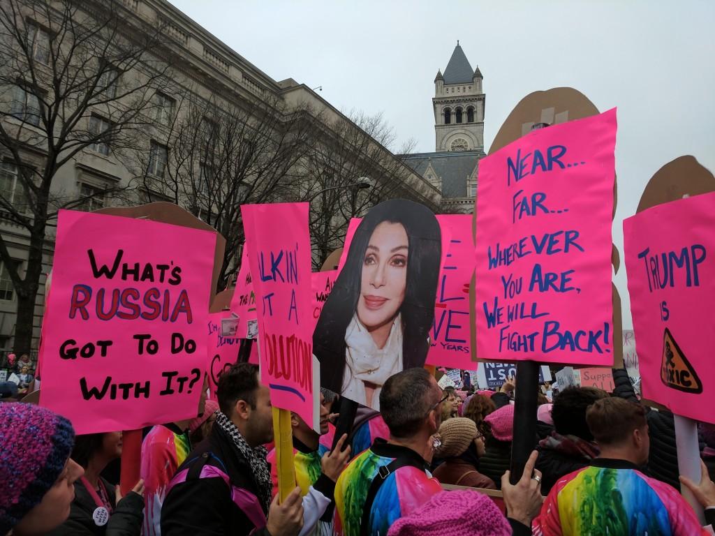 Women's March DC - 18