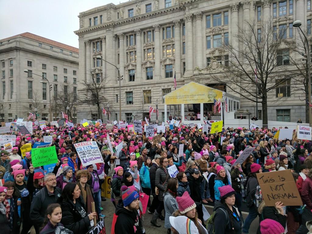 Women's March DC - 22