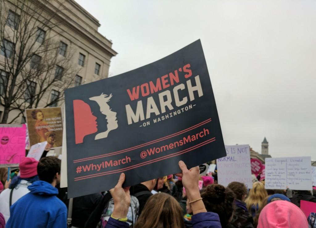 Women's March DC - 24