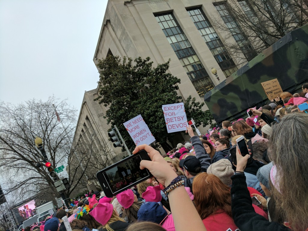 Women's March DC - 6