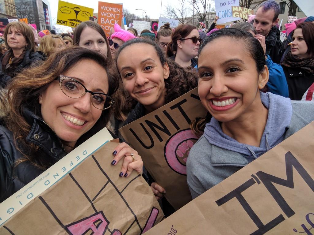 Women's March DC - 7