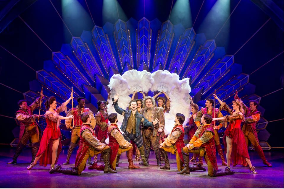 A Musical - Something Rotten