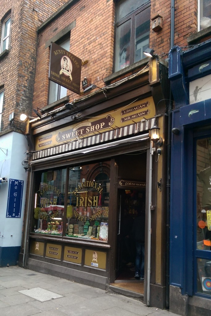 Sweet Shop- Dublin