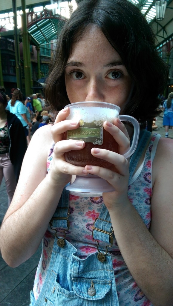 Butterbeer - May 2016