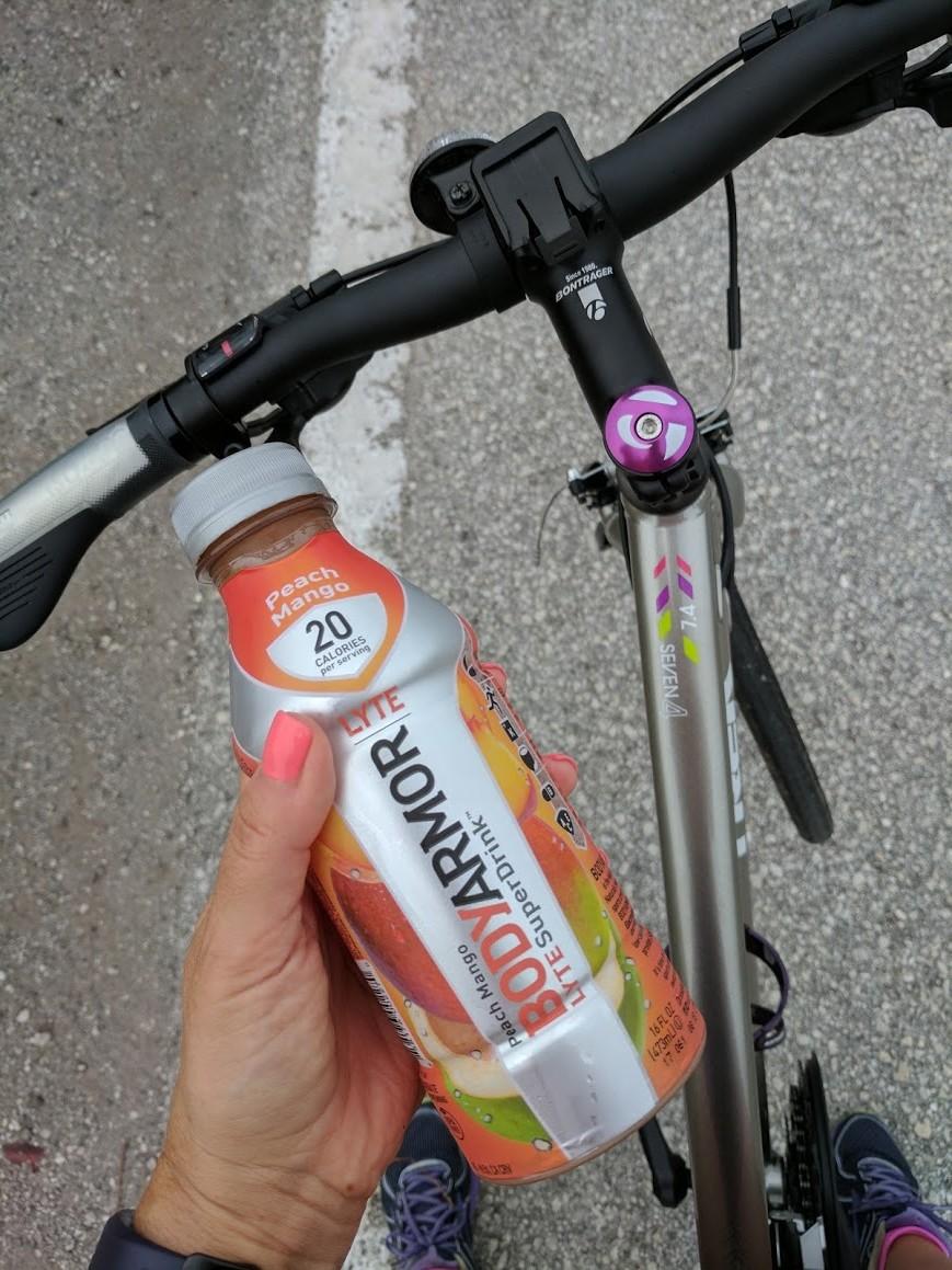 BODYARMOR LYTE-peach mango-bike