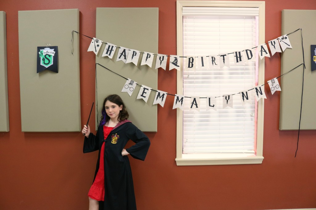 Harry Potter Party - banner