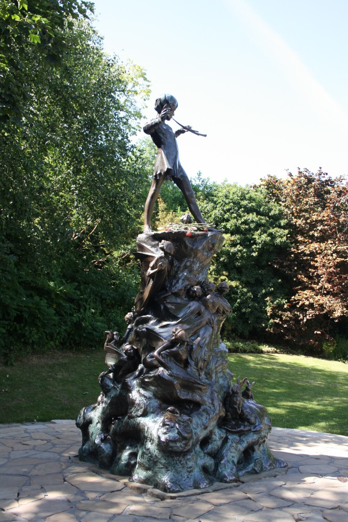 Peter Pan Stature - Kensington Gardens