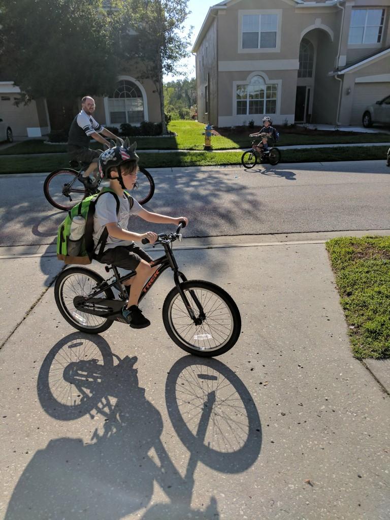 Liam-bike