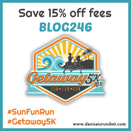 Getaway 5K Coupon Code - Run DMT