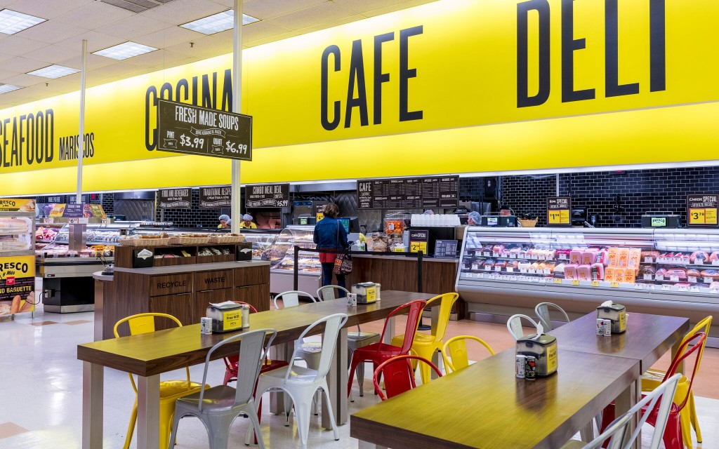 FescoYMas-Cocina and Cafe