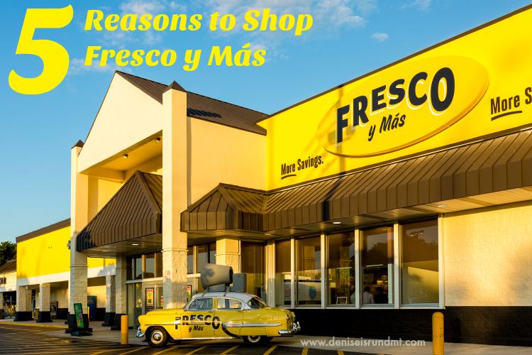 Five Reasons - Fresco Y Mas