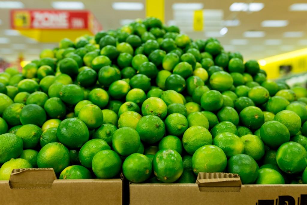 Produce_Limes FrescoYMas