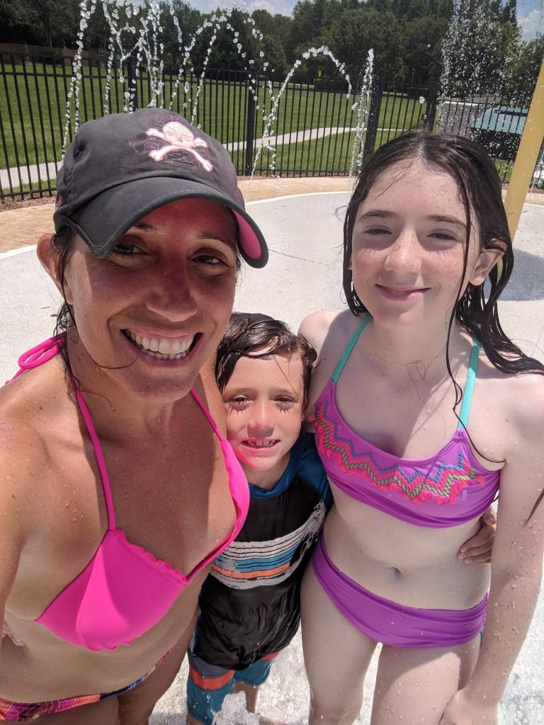 Splash Pad - June 2018