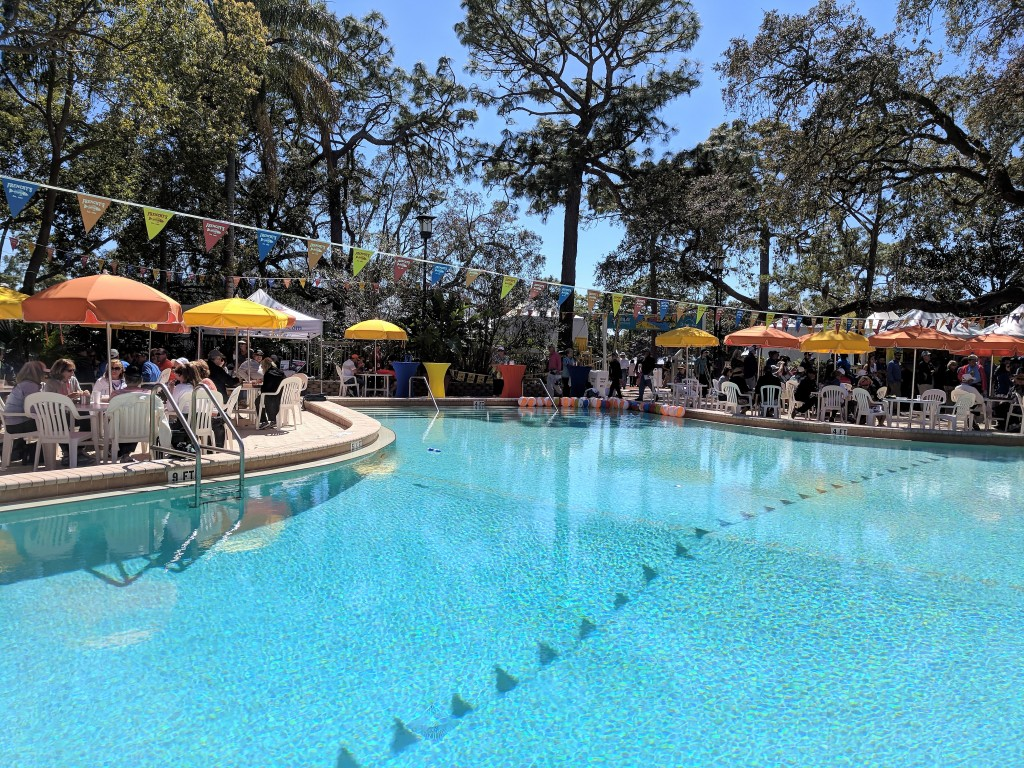 Frenchy's Pool Party - Vlaspar Championship