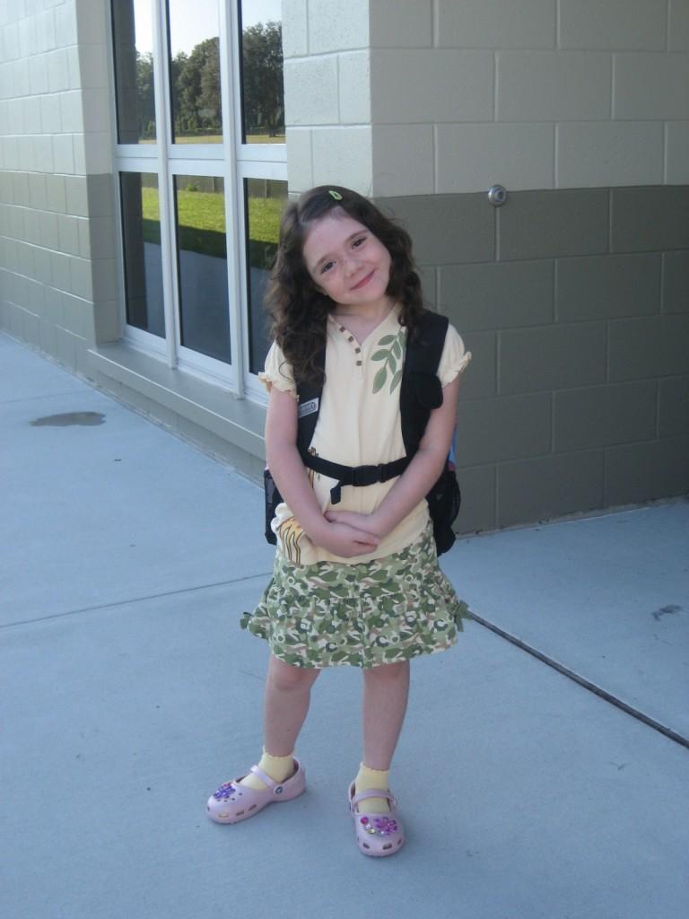 Allana - Kindergarten 2007