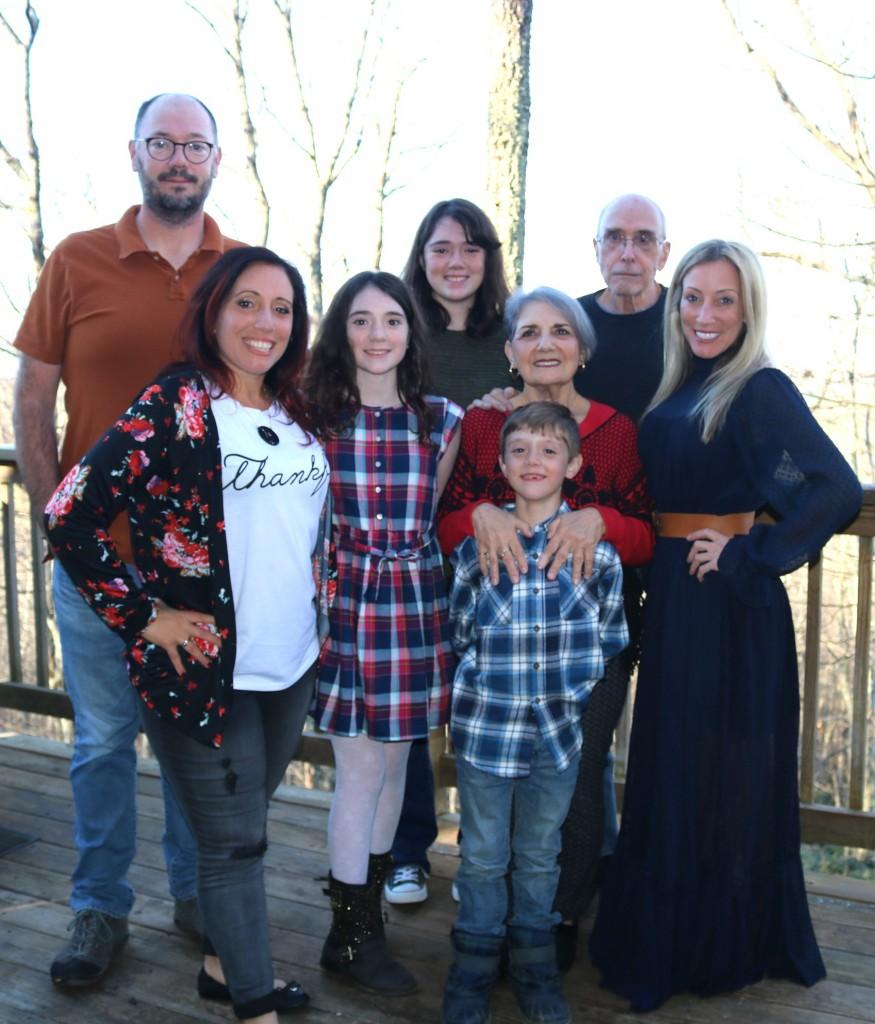 Blowing Rock, NC - Thanksgiving 2017