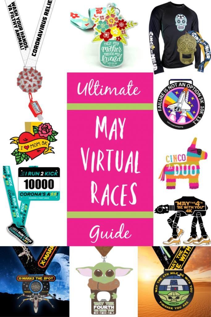 May Virtual Races