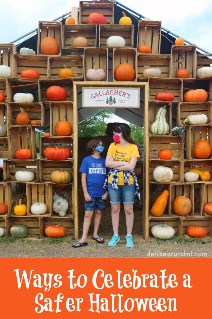 A safer Halloween at Gallagher's pumpkin patch