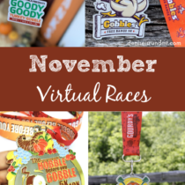 November Virtual Races