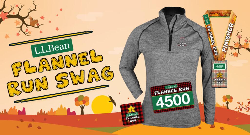 Flannel fun run - virtual race