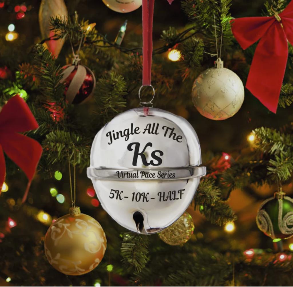 Jingle All the Ks Virtual Race - Jingle Bell run