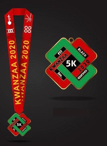 Kwanzaa fun run - virtual race