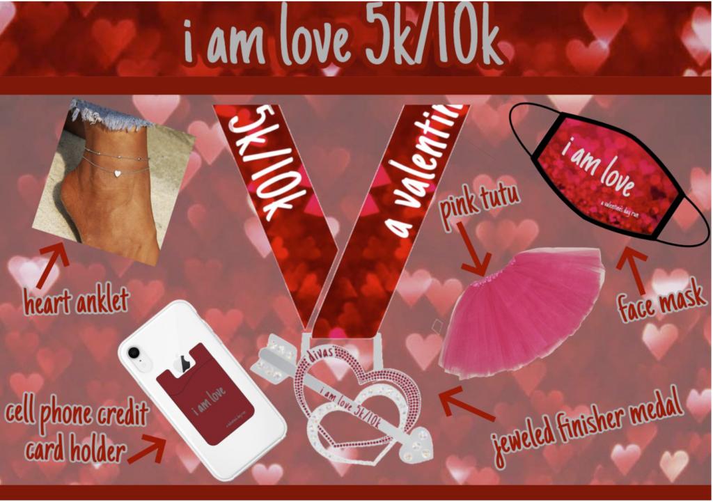 Valentine's Day 5K - virutal race