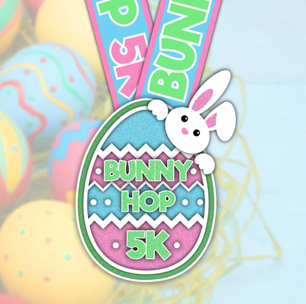 Bunny Hop 5K Virtual Race