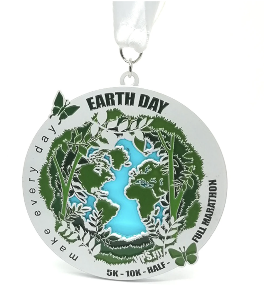 Earth Day 5K - Virtual Race