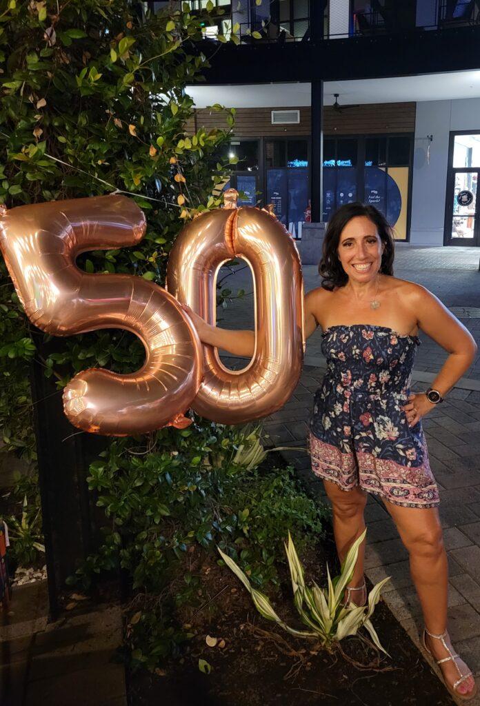 50th birthday - Run DMT