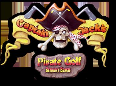 Captain Jacks Pirate Golf