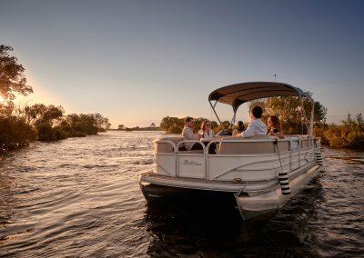 Victoria Falls River Lodge Activities