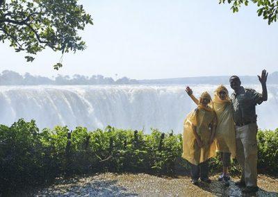 Tour of Victoria Falls
